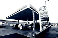 Esso Garage Frimley Road
