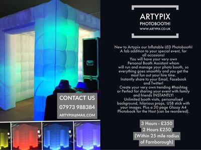 Samantha Williams / ArtyPix Photography | Price List